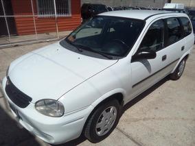 Chevrolet Corsa Wagon Anticipo $85.000 Saldo En Cuotas Dni