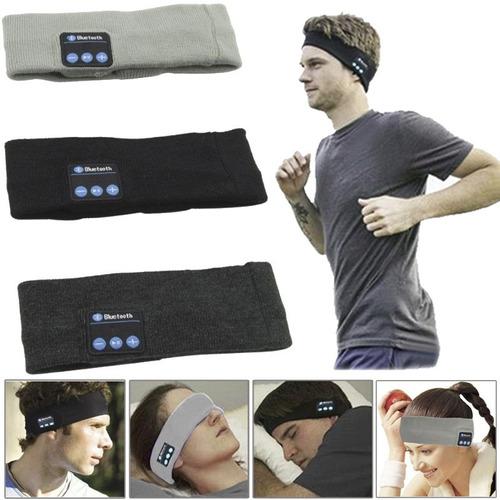 Bandana Vincha Con Auriculares Bluetooth Correr Running ®