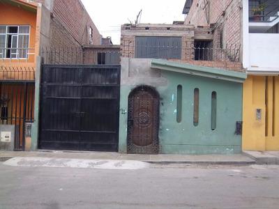 Se Remata Casa Como Terreno De 140 M² A 3 Cuadras Mercado