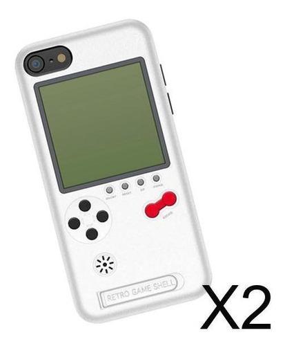 Imagen 1 de 9 de 2xgame Phone Case Contraportada Hd Screen Protective Shell