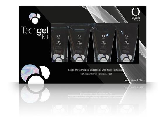 Techgel Kit By Organic Nails