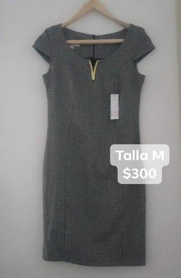 Vestido Formal Talla M