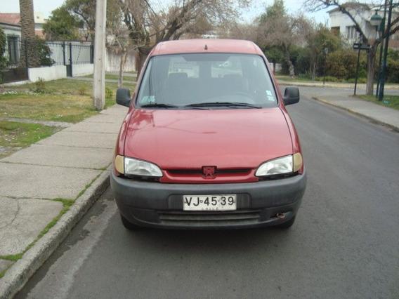 Peugeot Partner Diesel Año 2002