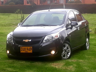 Chevrolet Sail Ltz Limited Full Equipo Aa