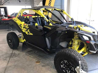 Can-am Maverick X3 Xmr Mula Side By Side
