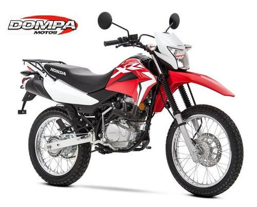 Honda Xr 150 Enduro Trail Flete 0 Km Dompa Motos