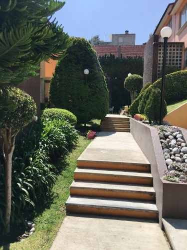 Venta Hermosa Casa De Tres Niveles En El Ajusco