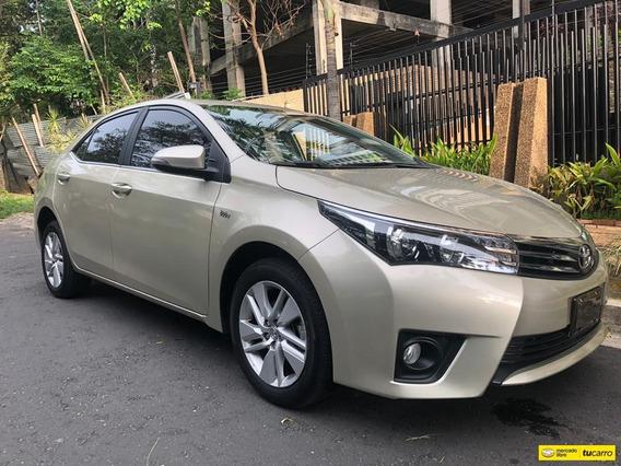 Toyota Corolla Gli Automático Nacional