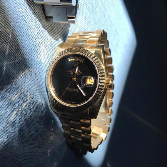 Relógio Rolex Day Date Presidencial Onix Único