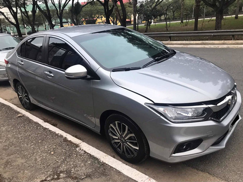 Honda City 2019 1.5 Ex Flex Aut. 4p