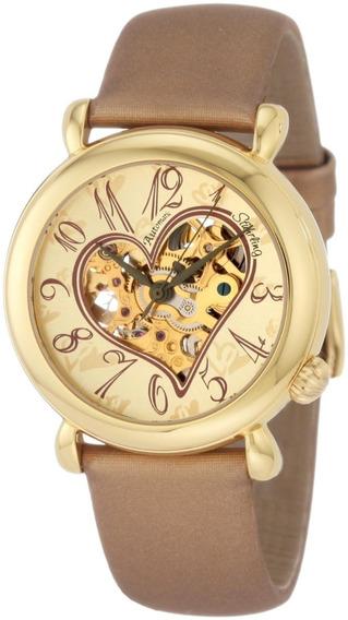 Reloj Para Mujer Stuhrling Original 109.1235e31 Cupidio Pm0