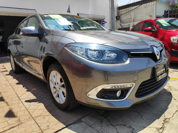 Renault Fluence Expression 2017 Automatico