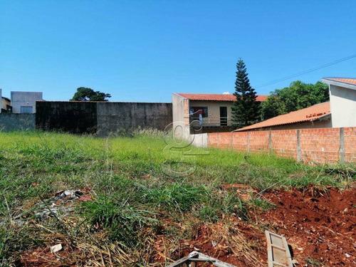 Imagem 1 de 4 de Terreno À Venda, 450 M² Por R$ 250.000,00 - Columbia - Londrina/pr - Te0384