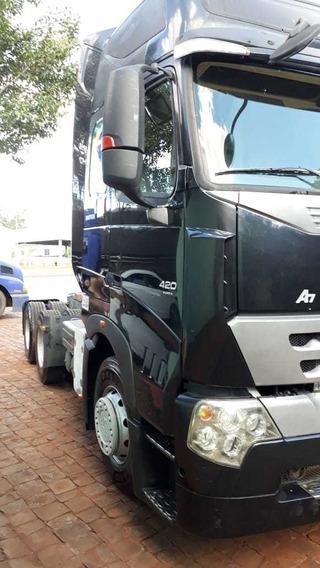 Sinotruk A7 420 6x2 Cavalo Mecânico..volvo, Scania, Mercedes