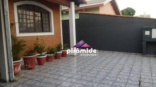 Casa À Venda, 119 M² Por R$ 530.000,00 - Parque Industrial - São José Dos Campos/sp - Ca5907