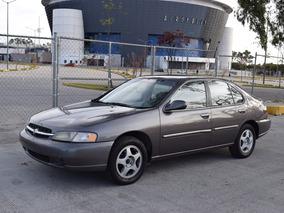 Nissan Altima 2.5 Gxe Aa Tela At 1998