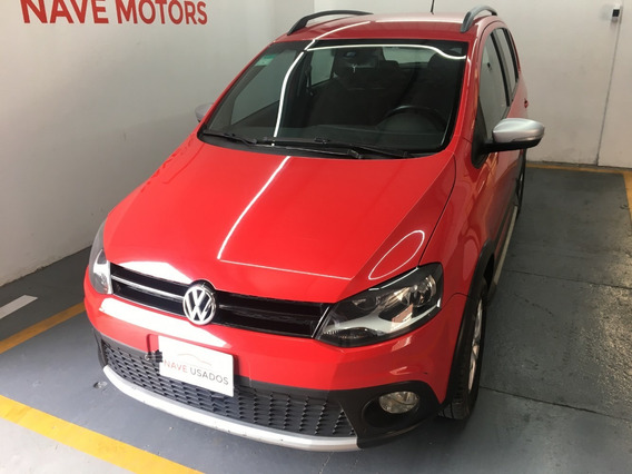 Volkswagen Suran Cross Highline Rojo 2013 5 Puertas Nbj