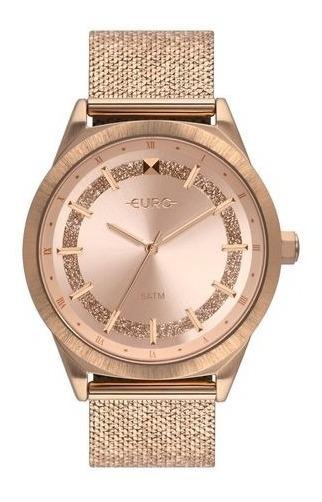 Relógio Euro Feminino Eu2036ypu/4j