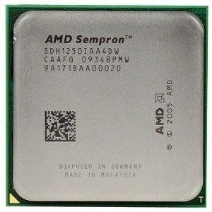 Imagem 1 de 2 de Cpu Processador  Amd Sempron Am2 Le-1250 - 2.2 Ghz