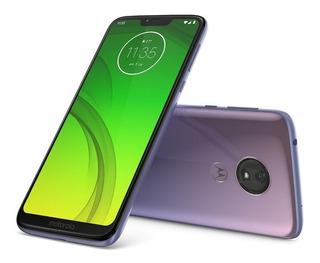 Motorola Moto G7 Power 64gb+4ram Dualsim 12+8mpx Msi
