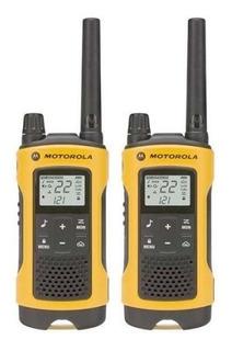 Radios Walkie Talkie Motorola T400pe 35km 14ch