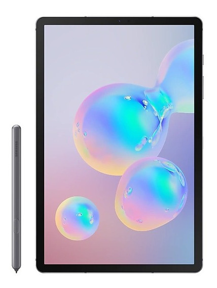 Tablet Samsung Galaxy Tab S6 128gb 4g 10.5 Octacore 2,0ghz