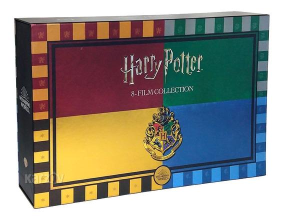 Harry Potter Año 1 - 8 Limitada Boxset Peliculas Blu-ray