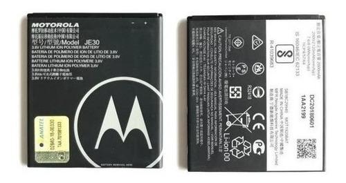 Batería Moto E5 Play Nueva Sellada Original !!
