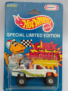 Hot Wheels C. Rex Mobile Special Limited Edition Maxx88