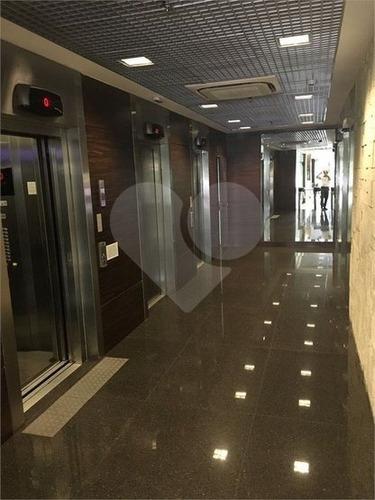 Sala Comercial Pronta Para Uso No Alphaville - 326-im381295