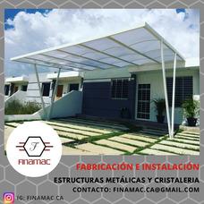 Herreria Fabricación E Instalación De Techos, Protectores.