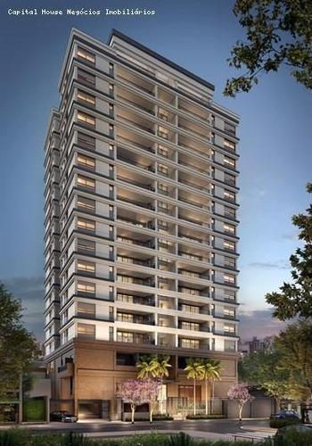 Apartamento Para Venda Em São Paulo, Moema, 3 Dormitórios, 3 Suítes, 4 Banheiros, 2 Vagas - Cap2949_1-1343239