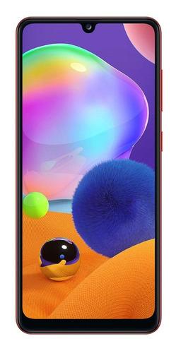 Samsung Galaxy A31 128 GB prism crush red 4 GB RAM