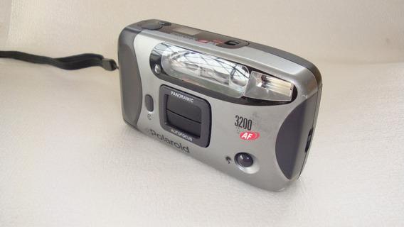 Maquina Fotografica 3200af Polaroid - Usada No Estado