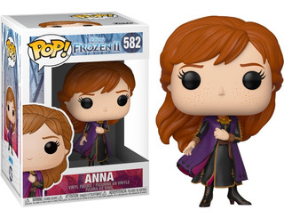Figura Funko Pop Animation Disney: Frozen 2 - Anna