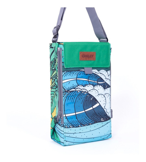 Bolso Matero Chilly Diseño Hawaiian