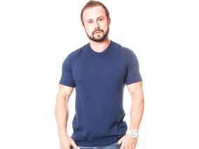 Kit 8 Camisetas Lisas Camisa Lisa 100% Algodão Atacado