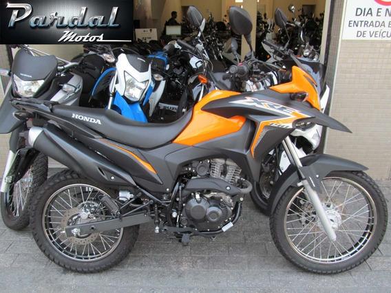 Honda Xre 190 Abs 2019 Laranja