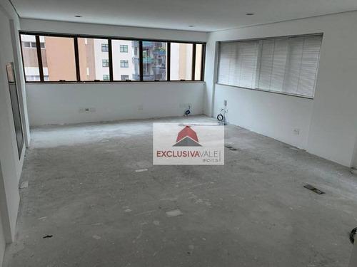 Sala Para Alugar, 47 M² Por R$ 1.600/mês - Jardim Apolo - São José Dos Campos/sp - Sa0227
