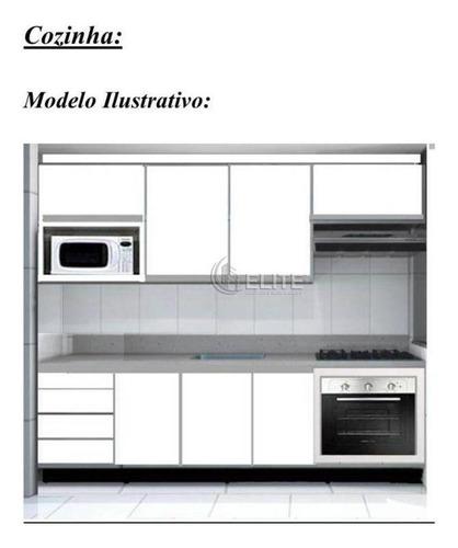 Apartamento Com 2 Dormitórios À Venda, 63 M² Por R$ 455.000,00 - Centro - Santo André/sp - Ap12149