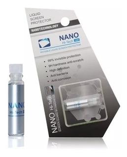 Vidrio Templado Liquido Invisible Nano Hi-tech Tecnologia