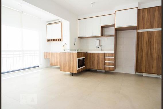 Lindo E Aconchegante Apartamento Mobiliado Com Vaga Coberta