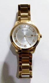 Relógio Technos Classic Legacy 2315fm/4k - (banhado A Ouro)