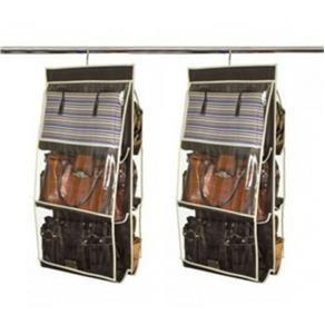 Organizador Cabide Protetor De Bolsa Capacidade 6 Bolsas