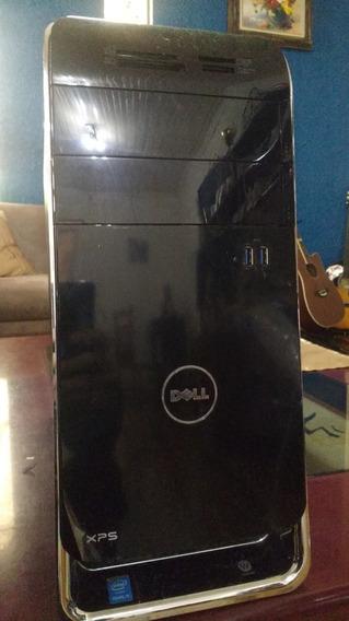 Pc Gamer Dell Xps I7 - 16gb - Ssd + Hd - Placa De Vídeo