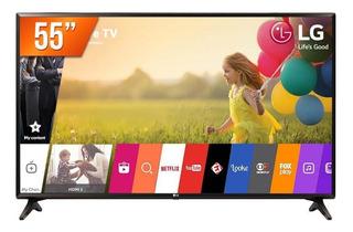 "Smart TV LG 4K 55"" 55UK631C"