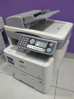 Impresora Multifuncion Okidata Oki Mb480
