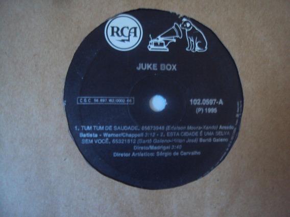 Compacto Juke Box,1995 Amado Batista,barto Galeno