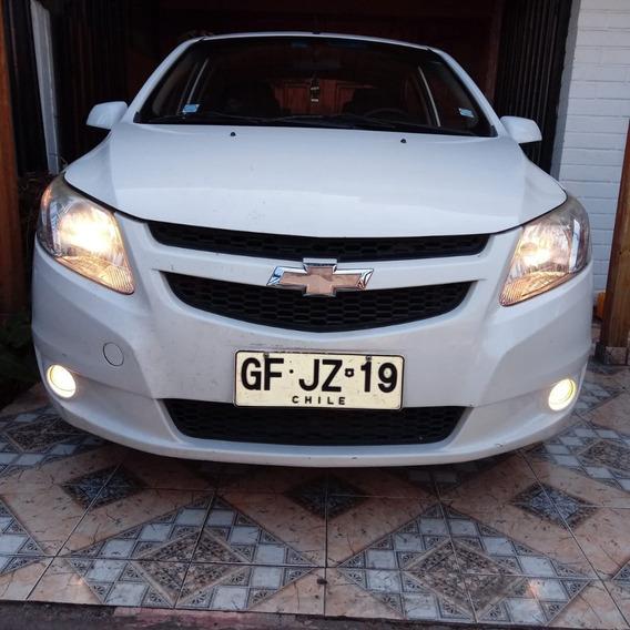 Chevrolet Sail 2014, 5 Puertas