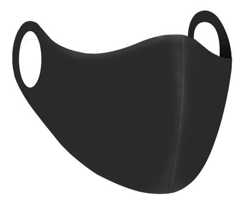 Máscara De Proteção Tripla Ninja - Tecido Neoprene